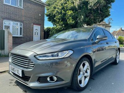 used Ford Mondeo 2.0 TiVCT Titanium CVT (s/s) 4dr