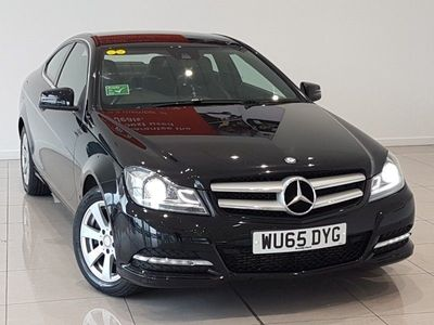 used Mercedes C220 C-Class Diesel CoupeCDI Executive SE 2dr Auto