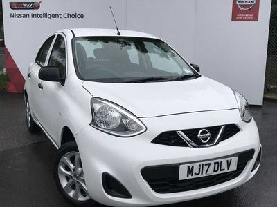 used Nissan Micra 1.2 Vibe 5Dr