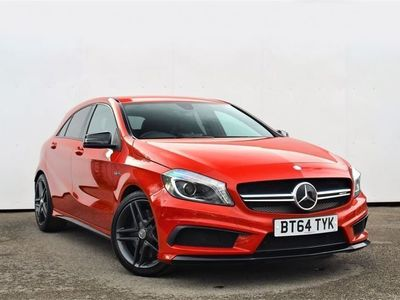 used Mercedes A45 AMG A Class4Matic 5dr Auto Hatchback 2.0