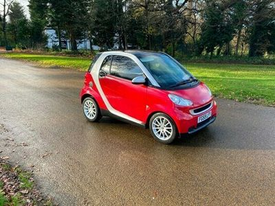 used Smart ForTwo Coupé Passion mhd 2dr Auto
