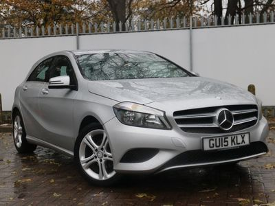 used Mercedes A180 A ClassCDI SPORT EDITION [20 Pound Road Tax] [109 BHP] [Combined 68.9 MPG] S 5-Door