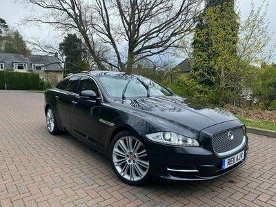 used Jaguar XJ 3.0 TD V6 Premium Luxury 4dr
