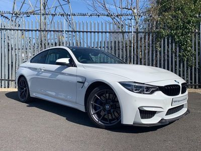 used BMW M4 M4Cs 2Dr Dct