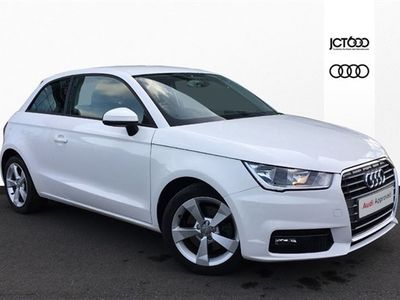 used Audi A1 Sport 1.4 TFSI 125 PS 6-speed 3dr