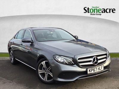 used Mercedes E220 E ClassSE Premium 4dr 9G-Tronic Semi Auto