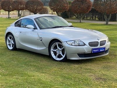 used BMW Z4 Z4 3.0LSI SPORT COUPE 2d 262 BHP, 2007 ( )