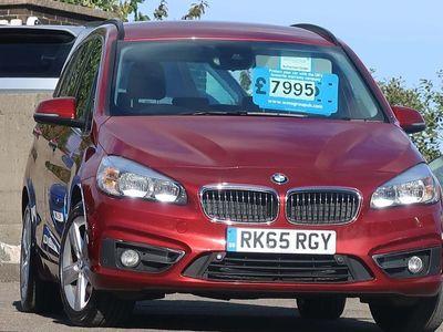 used BMW 218 Gran Tourer 2 Series Gran Tourer 2.0 d Luxury (s/s) 5dr