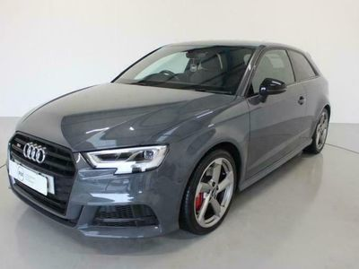 used Audi S3 2.0 TFSI QUATTRO BLACK EDITION 3d AUTO-2 OWNER CAR hatchback special editions