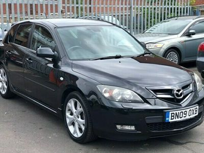 used Mazda 3 1.6 Sport 5dr Open7Days, Nationwide Delivery