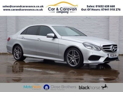 used Mercedes E220 E-Class 2.1BLUETEC AMG LINE 4d AUTO 174 BHP Buy Now, Pay Later Finance!