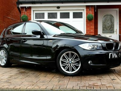 used BMW 120 1 Series 2.0 i M Sport 5dr