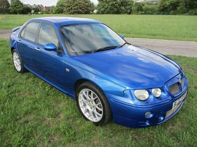 used MG ZT 2.5 160 4dr