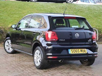 used VW Polo 1.2 Tsi Se 5Dr