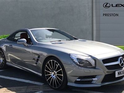 used Mercedes SL500 AMG Sport 2dr Auto 4.7
