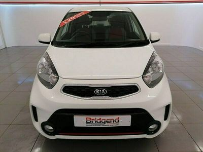 used Kia Picanto 1.25 ISG Sport (s/s) 5dr Hatchback 2016