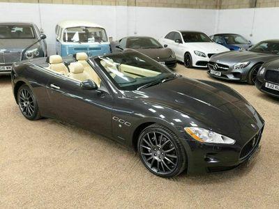 used Maserati GranCabrio 4.7 V8 Auto 2dr EU5