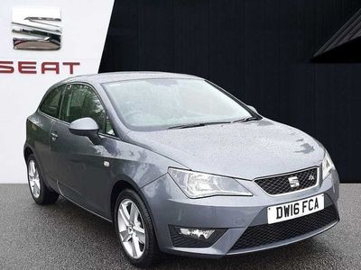 used Seat Ibiza SC 1.2 TSI FR Technology (90 PS) 3-Door 3dr