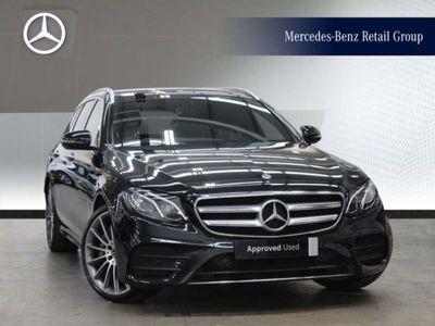 used Mercedes E350 E-ClassAMG Line Premium 5dr 9G-Tronic