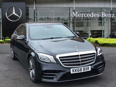 used Mercedes S350 S-ClassL AMG Line Executive 4dr 9G-Tronic