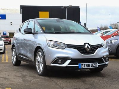 used Renault Scénic 1.3 TCE 140 Play 5dr