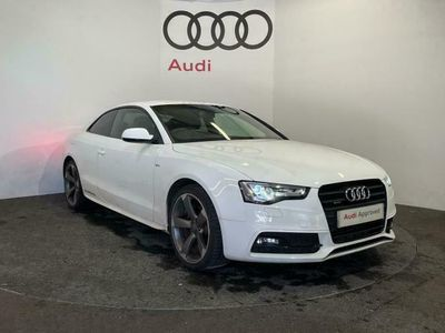 used Audi A5 Coupé Coup- Black Edition 2.0 TDI quattro 177 PS 6 speed