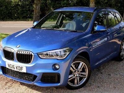 used BMW 228 X1 2.0 XDRIVE25D M SPORT STEP (S/S) 5dBHP/ AUTOM