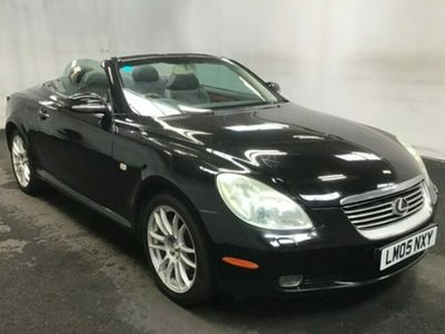 used Lexus SC430 4.3 2dr Auto Priced to Sell   Nationwide Delivery  