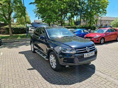 used VW Touareg 3.0 TDI V6 BlueMotion Tech SE Tiptronic 4WD (s/s) 5dr