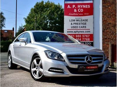 used Mercedes CLS250 CLS 2.1BLUEEFFICIENCY 7G-TRONIC PLUS (S/S)