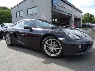 used Porsche Cayman PETROL AUTOMATIC COUPE