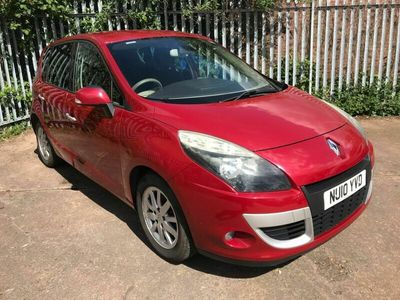 used Renault Scénic 1.5 dCi Privilege TomTom 5dr