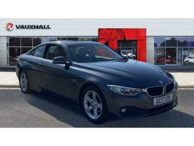 used BMW 420 4 Series d [190] SE 2dr Auto [Business Media] Diesel Coupe