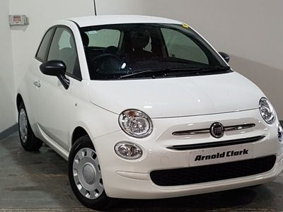 used Fiat 500 1.2 Pop 3dr