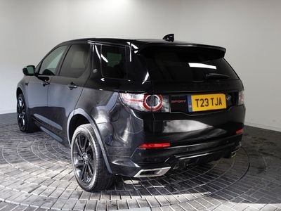 used Land Rover Discovery Sport 2.0 SD4 240 HSE Dynamic Luxury 5dr Auto Station Wagon 2018