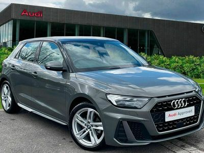 used Audi A1 Sportback S line 30 TFSI 116 PS 6-speed 1.0 5dr