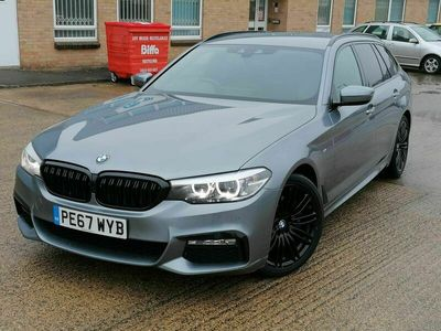 used BMW 530 5 Series 3.0 d M Sport Touring Auto xDrive (s/s) 5dr