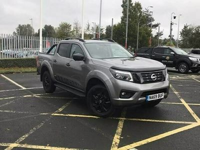 used Nissan Navara Double Cab Pick Up N-Guard 2.3dCi 190 4WD Auto Double Cab Pickup 2019