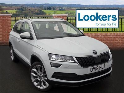 used Skoda Karoq 2018 Stockport 1.5 Tsi Edition 5Dr Dsg