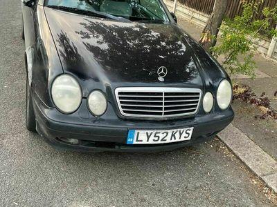 used Mercedes CLK320 CLK 3.2Avantgarde Cabriolet 2dr