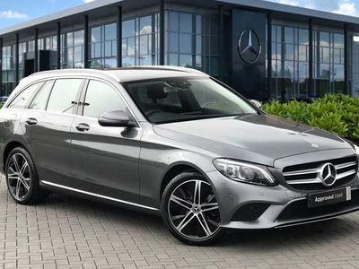 used Mercedes C200 C CLASS ESTATESport 5dr 9G-Tronic
