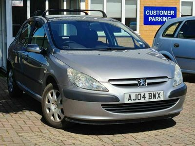used Peugeot 307 2.0 HDi LX 5dr