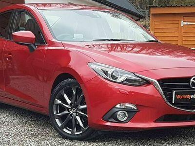 used Mazda 3 SPORT