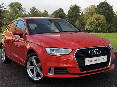 used Audi A3 2018 Oxford Business Park North 1.5 TFSI Sport 5dr S Tronic
