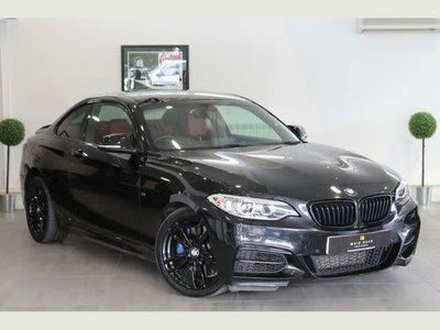 used BMW M235 2 SERIES 3.0SPORT AUTO (S/S)