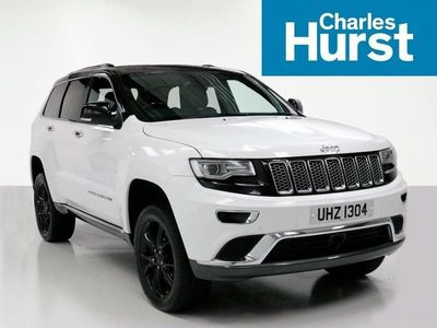 used Jeep Grand Cherokee SW DIESEL 3.0 CRD Summit 5dr Auto