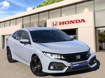 used Honda Civic 1.0 VTEC TURBO SR 5-Door CVT