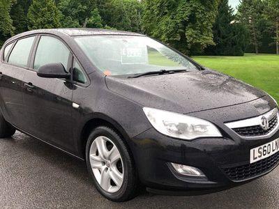 used Vauxhall Astra EXCLUSIV CDTI