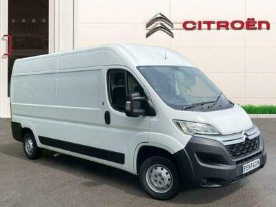 used Citroën Relay 2.0 BlueHDi H2 Van 130ps Enterprise