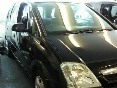 used Vauxhall Meriva 1.7CDTi 16v Design (a/c)(Exterior pk) MPV 5d 1686cc